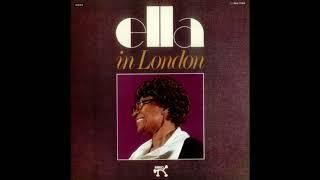 Ella Fitzgerald -  Ella in London ( Full Album )