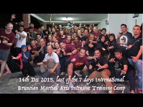 Bruneian Martial Arts Intensive Camp 2015. 1 of 2