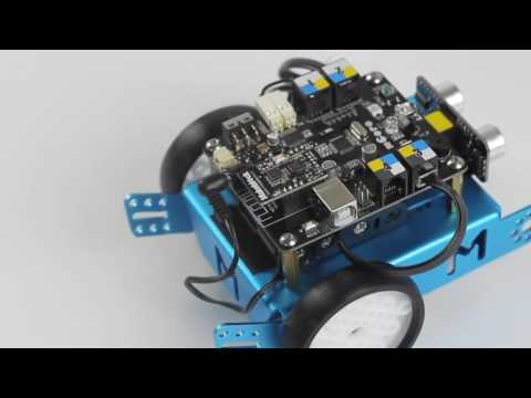 Robot mBOT V1.1 -bleu (version 2.4G)