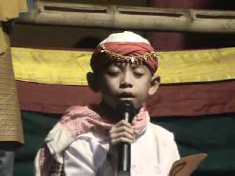 Festival Beduk dan Takbir 1432H  2011M Kuala Tungkal Juara 3 Tingkat anak anak & Remaja  Bocah Bocah Kalimantan