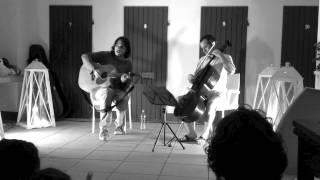 Martino Reggiani- La Luna e sei soldi, live con Sebastiano Severi