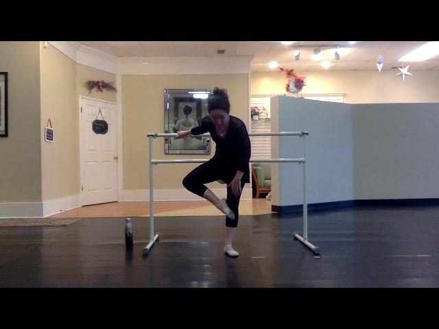 Miss Elizabeth Ballet II T/T 4:45 4/2.... half class