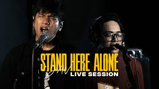 Stand Here Alone - JAV (Live Session)