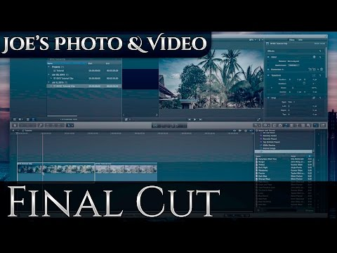 Starting Your First Video Project | Final Cut Pro Tips