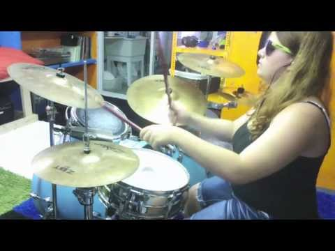 "Phillip Phillips ""Gone Gone Gone"" Drum Cover"