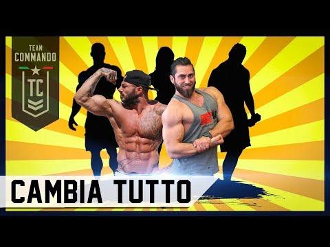 Il Team Commando CAMBIA TUTTO