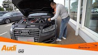Осмотр Audi S8 2015 86000€ что в итоге купили