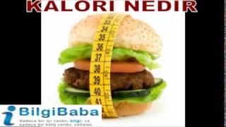 Kalori Nedir? Nasıl Hesaplanır?