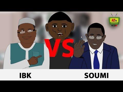 ACTU YELEKO : IBK vs SOUMAILA (EPISODE 17)