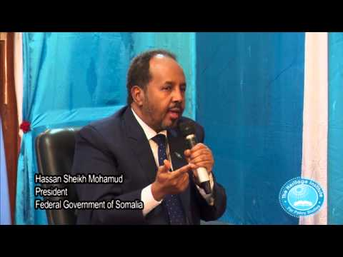Special forum for Ideas   Mogadishu, Somalia Part 1