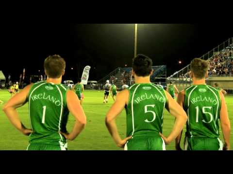 ITF Tag World Cup 2015 Mens Open Ireland vs Fiji