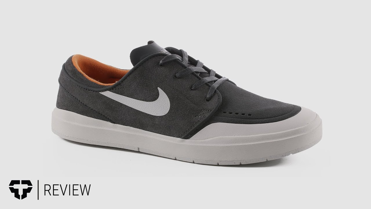 first rate 6ef48 d9a50 Nike Janoski XT Skate Shoes Review - Tactics.com