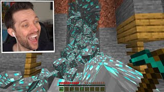 DIAMANTEN ABBAUEN WIE EIN PROFI in Minecraft
