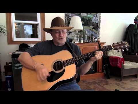 1404  - Carrying Your Love With Me  - George Strait cover with guitar chords and lyrics