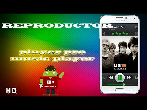 Reproductor Player pro music player [Android]