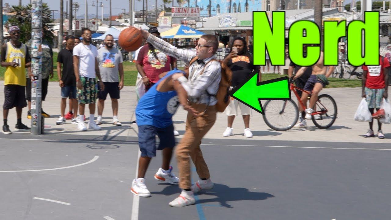 Download Nerd 2v2 vs Feisty Hoopers... Nerd gets TESTED