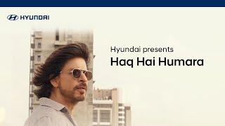 Haq Hai Humara ( Official Video ) | Shah Rukh Khan | Vishal Mishra | Manoj Muntashir