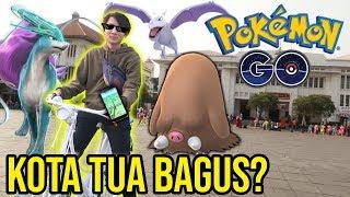 TERNYATA TEMPAT INI MASIH MENJADI SARANG POKEMON LANGKA - Pokemon Go Vlog Indonesia