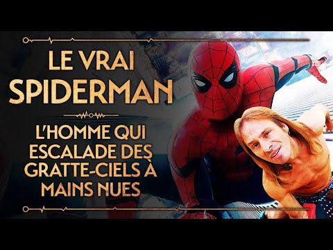 PVR #19 : LE VRAI SPIDERMAN - ALAIN ROBERT