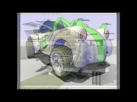สอนการเริ่มต้นใช้งาน AutoCAD 2007