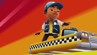 Subway Surfers New York Android Gameplay #3