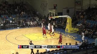 Highlights: Melvin Johnson III (26 points)  vs. the Vipers, 1/9/2016