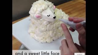Bittersweet&#39s Lamb Cake