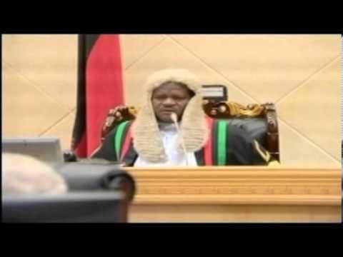 House051304  George Chaponda Responds to Joyce Banda State of the Nation Address, 20 May 2013