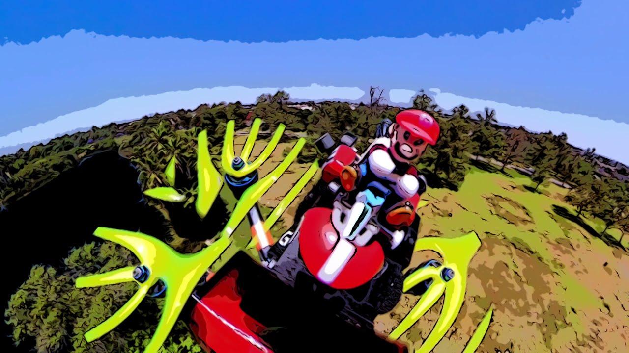 DJI FPV & SUPER MARIO COLLAB 360 4K VIDEO!! INSTA360 DUAL 360 CAMERA!! картинки