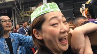 岐阜道三まつり.