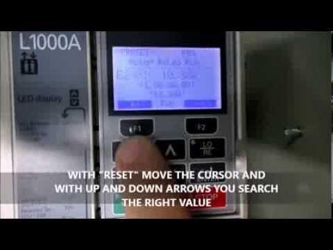 Yaskawa variable-frequency drive yaskawa inverter a1000 l1000.