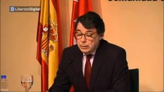 Ignacio González se declara víctima de un chantaje policial