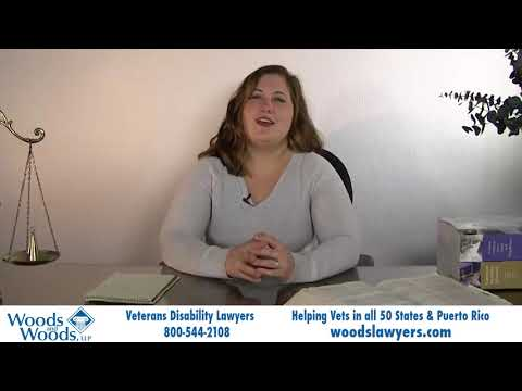 Woods & Woods… VA Unemployability & Compensation for PTSD - YouTube