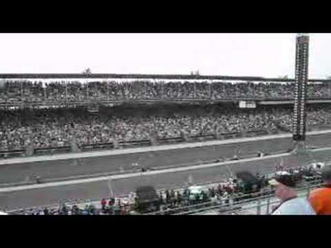 2007 Indianapolis 500 印第安拿波里500方程式賽車-直線衝刺