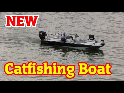 Testing my New Catfishing boat on Lake Barkley