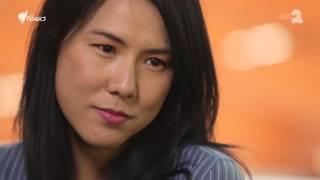 North Korea undercover: Suki Kim with Marc Fennell