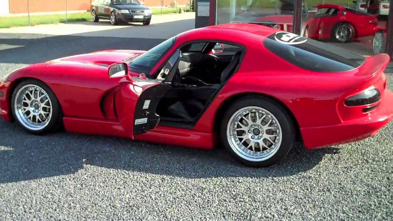 Dodge Viper Gts 8 0 V10 1997 Youtube