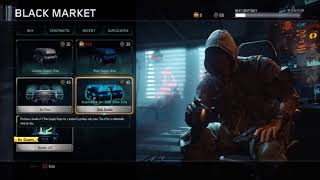 Black ops 3 Grand Slam Contract Opeing