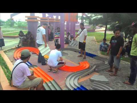 STO Bengkulu outdoor race