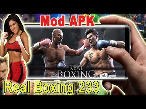real boxing mod apk unlimited money and gold | best game for android & ios - Iphone