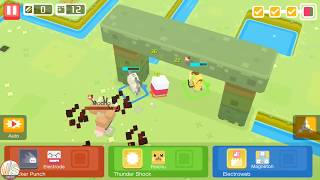 Pokemon Quest Expedition Level 10-5 Gameplay