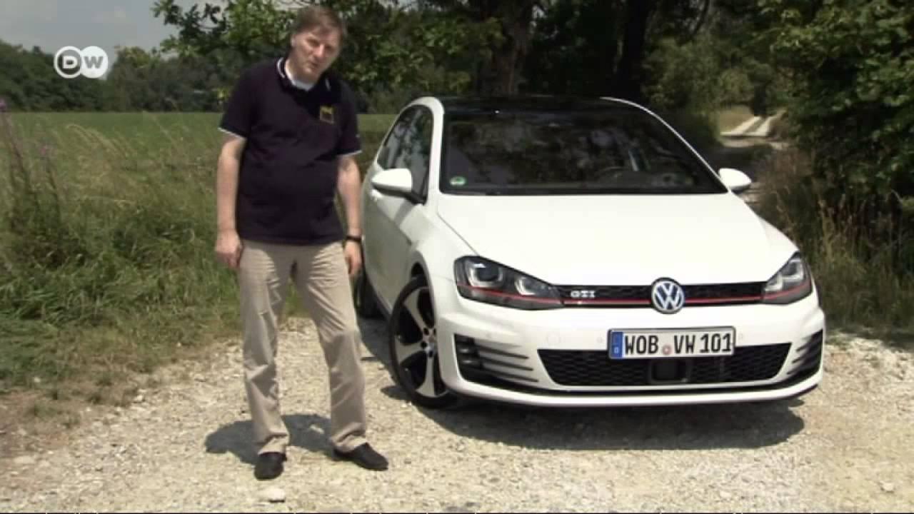 سيارة Vw Golf Gti جذابة وديناميكية عالم السرعة Youtube
