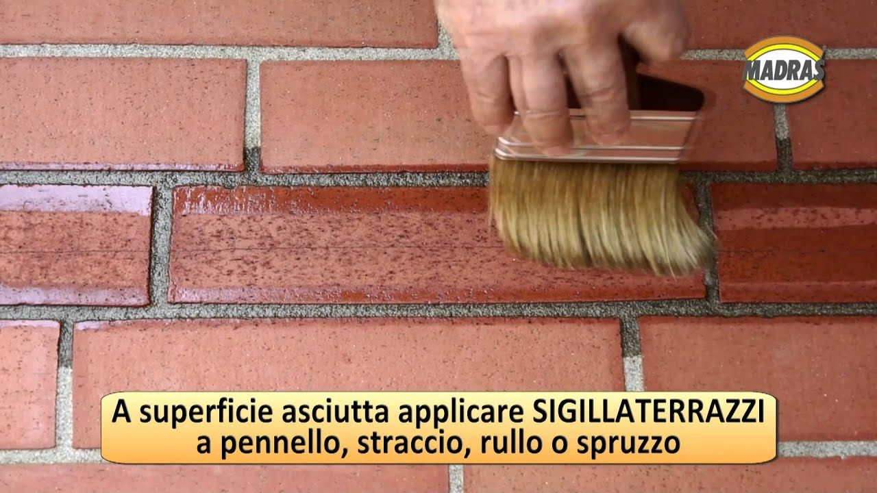 Sigillaterrazzi di MADRAS - YouTube