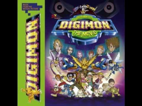 Digimon The Movie: Run Around Jasan Radford