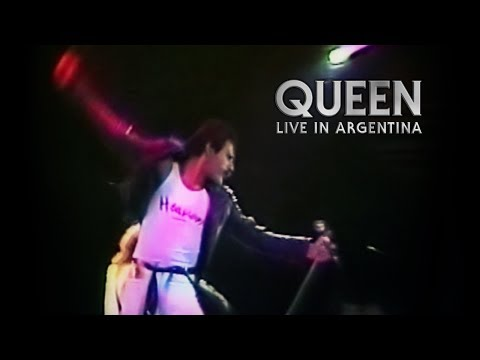 Queen | Intro + We Will Rock You (Live In Buenos Aires, Argentina, March 1, 1981)