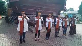 Tour Inahana HKBP Cipayung Cilangkap..