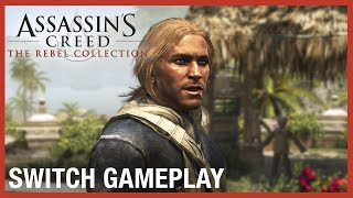 Assassins Creed: The Rebel Collection - Black Flag and Rogue Gameplay | Ubisoft [NA]