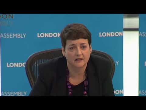 London Assembly question to Mayor Khan and Val Shawcross regarding motorcycling