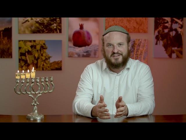 4th Night of Chanukah – Rabbi Shlomo Katz