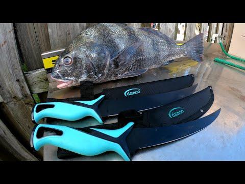 Catch, Clean, Cook - Black Drum Danco Knives